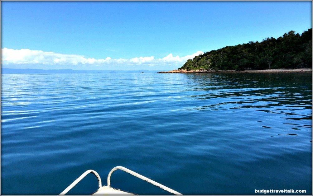 Lucinda Island Trip Pelorus