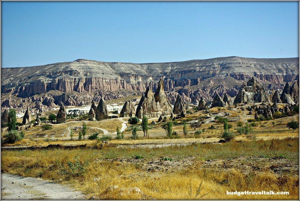 Rose Valley Cappadocia