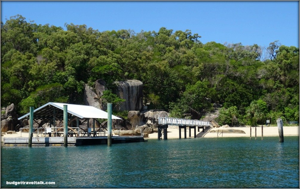 Yanks Jetty Orpheus Island