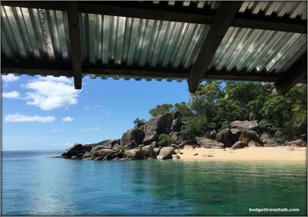 Yanks Jetty Pontoon Island View