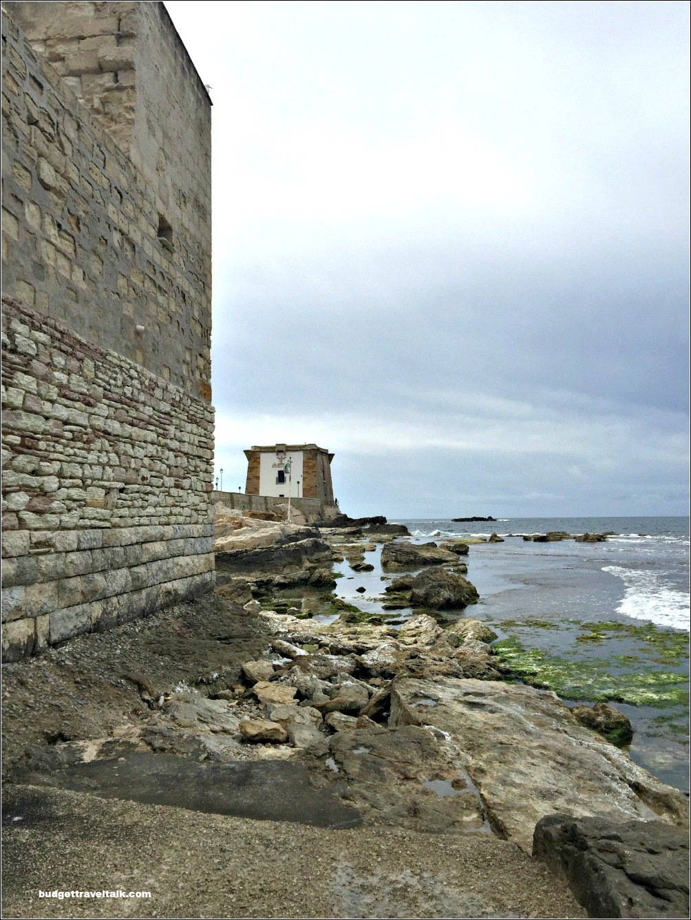 Trapani Tower of Ligny