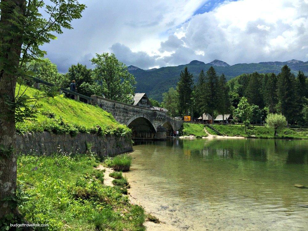 Lake Bohinj Bridge
