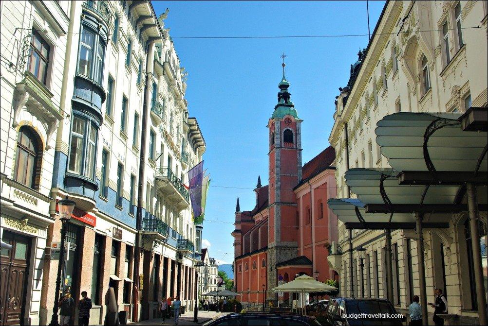 Ljubljana Art Deco