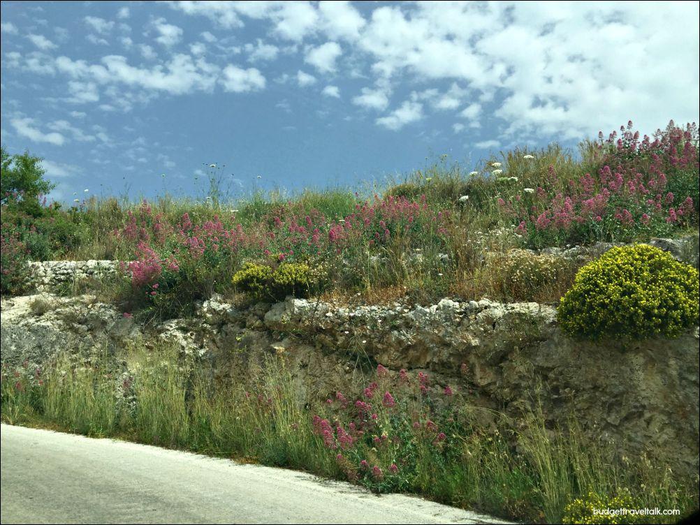 Sicilian Spring Road Trip