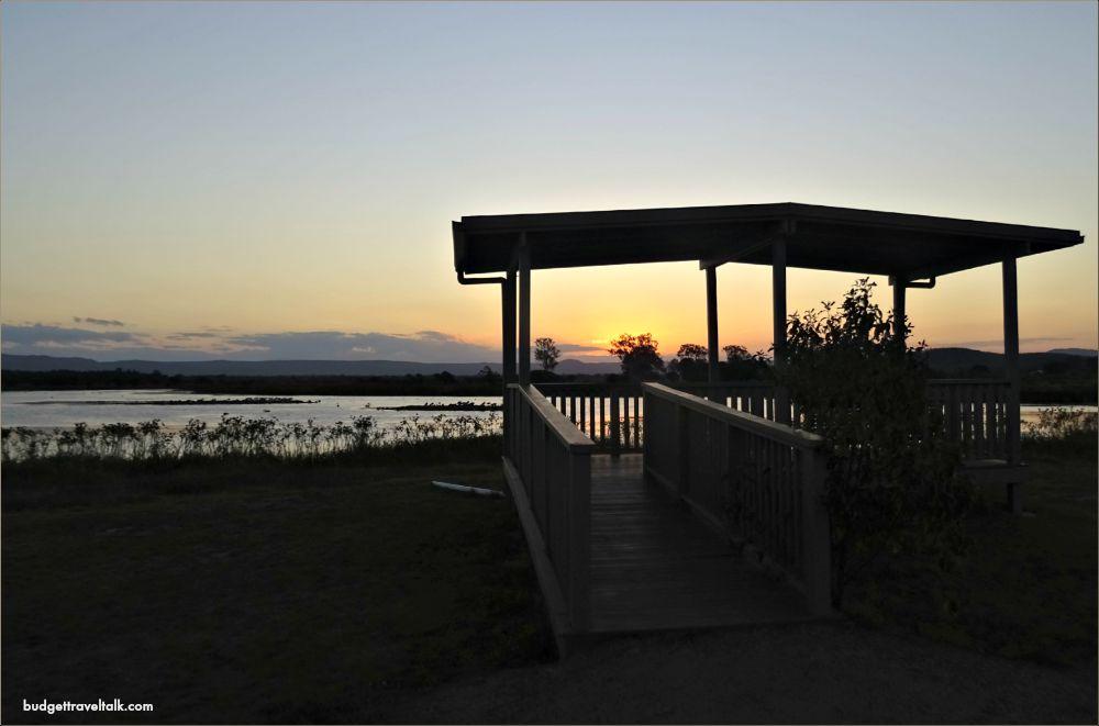 St. Lawrence Wetland Hide