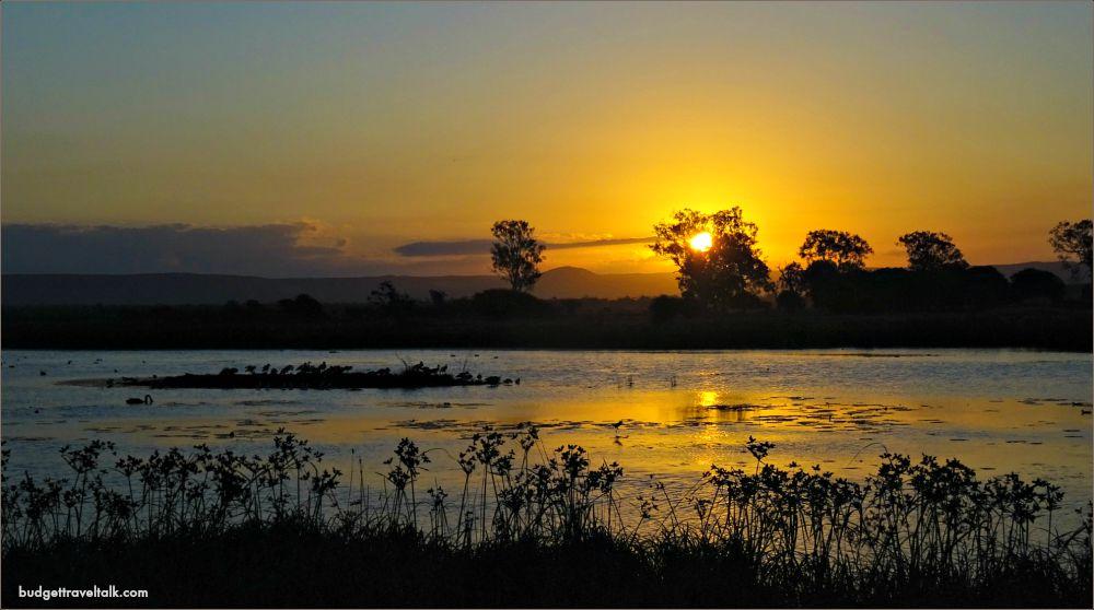 St. Lawrence Wetlands Sunset