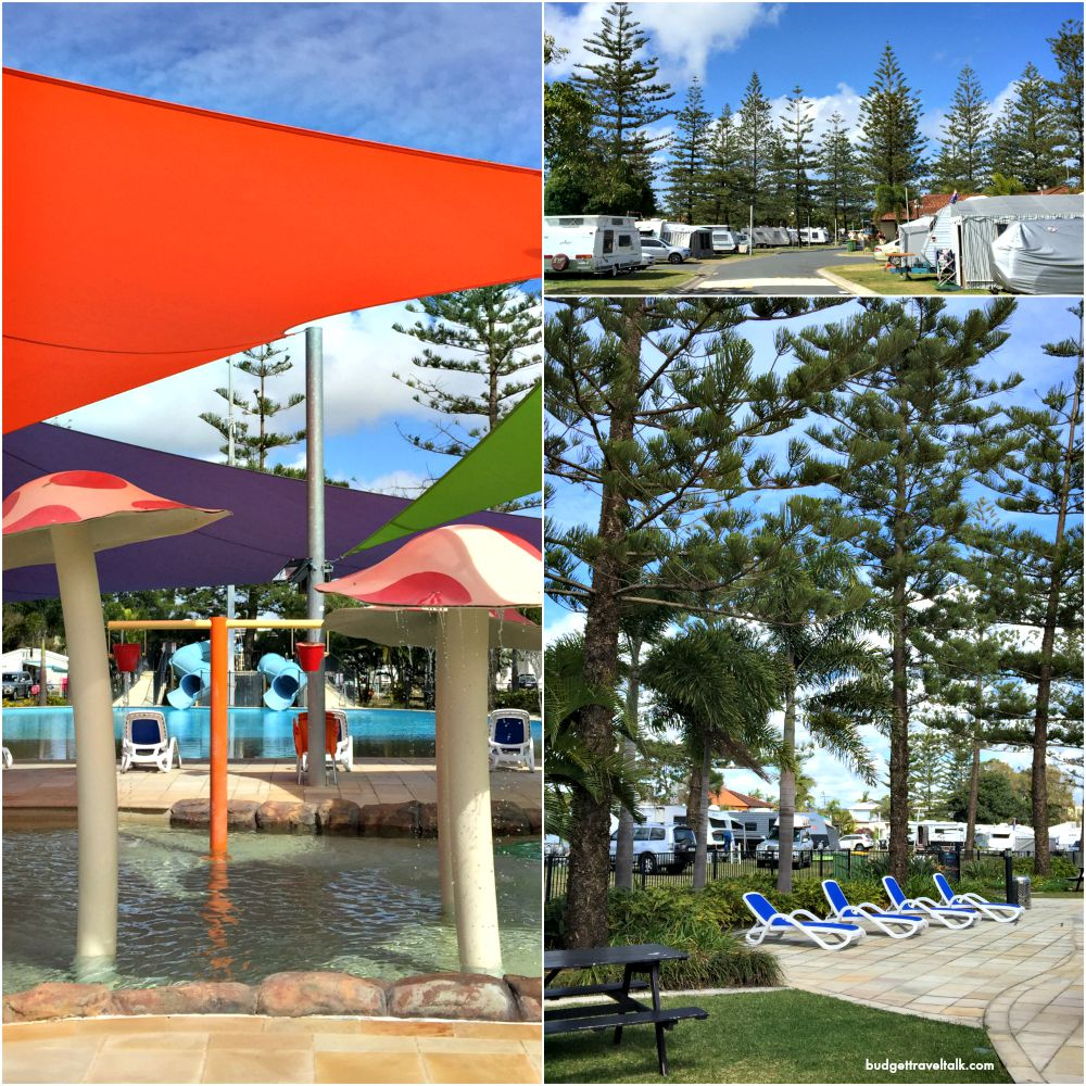 Tallebudgera Creek Caravan Park Gold Coast