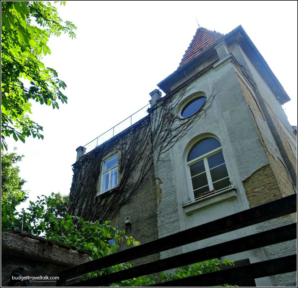 Zagreb Jurjevska Street Old Villa