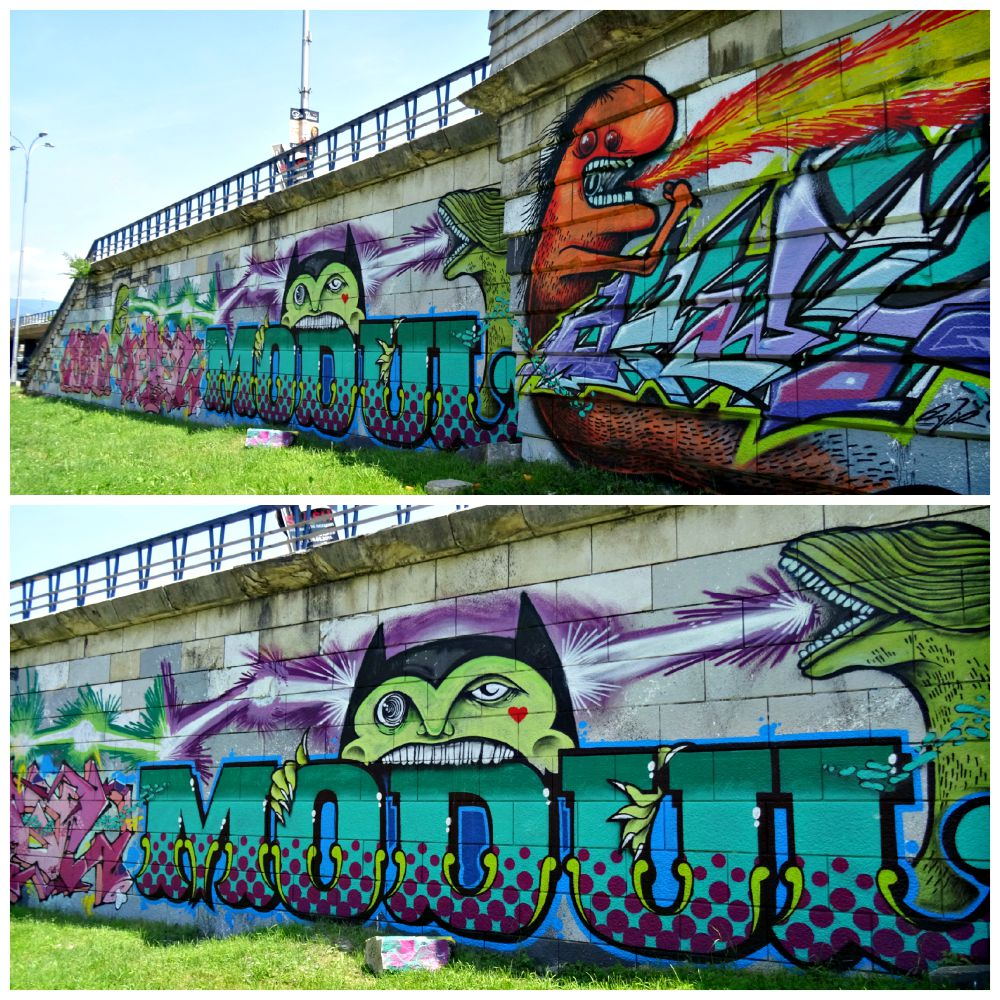 Zagreb Sava River Art