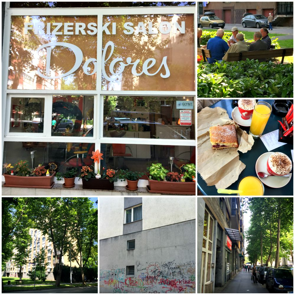 Zagreb Walk Budget Travel Talk