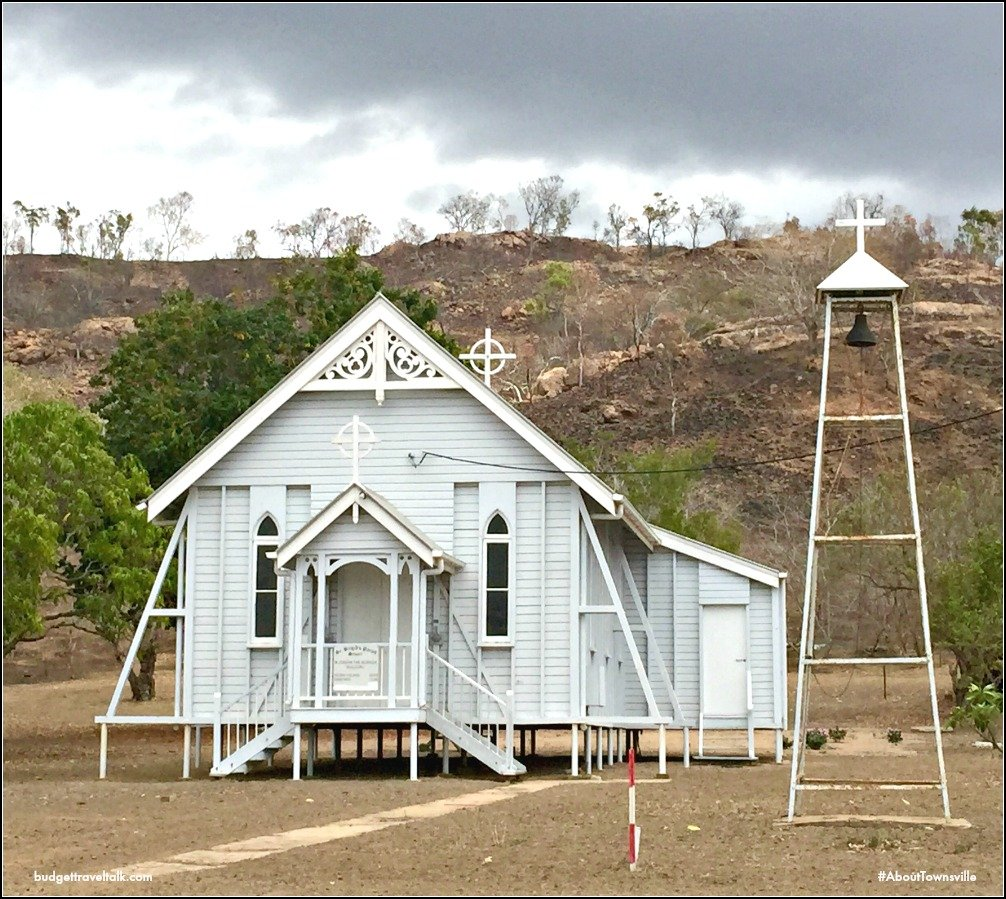 About Townsville Church and Bell