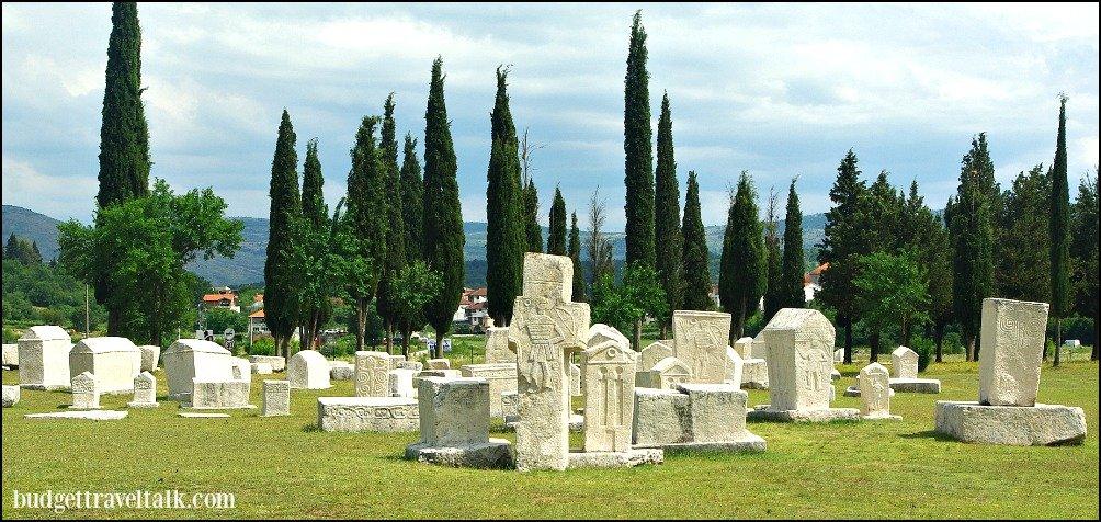 Radimlja Necropolis BiH