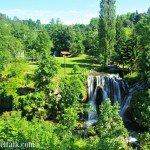 Rastoke a taste of Plitvice Lakes