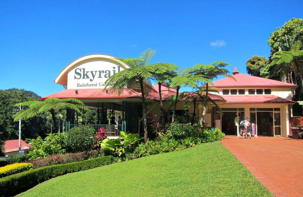 Skyrail Kuranda Terminal Tropical North Queensland