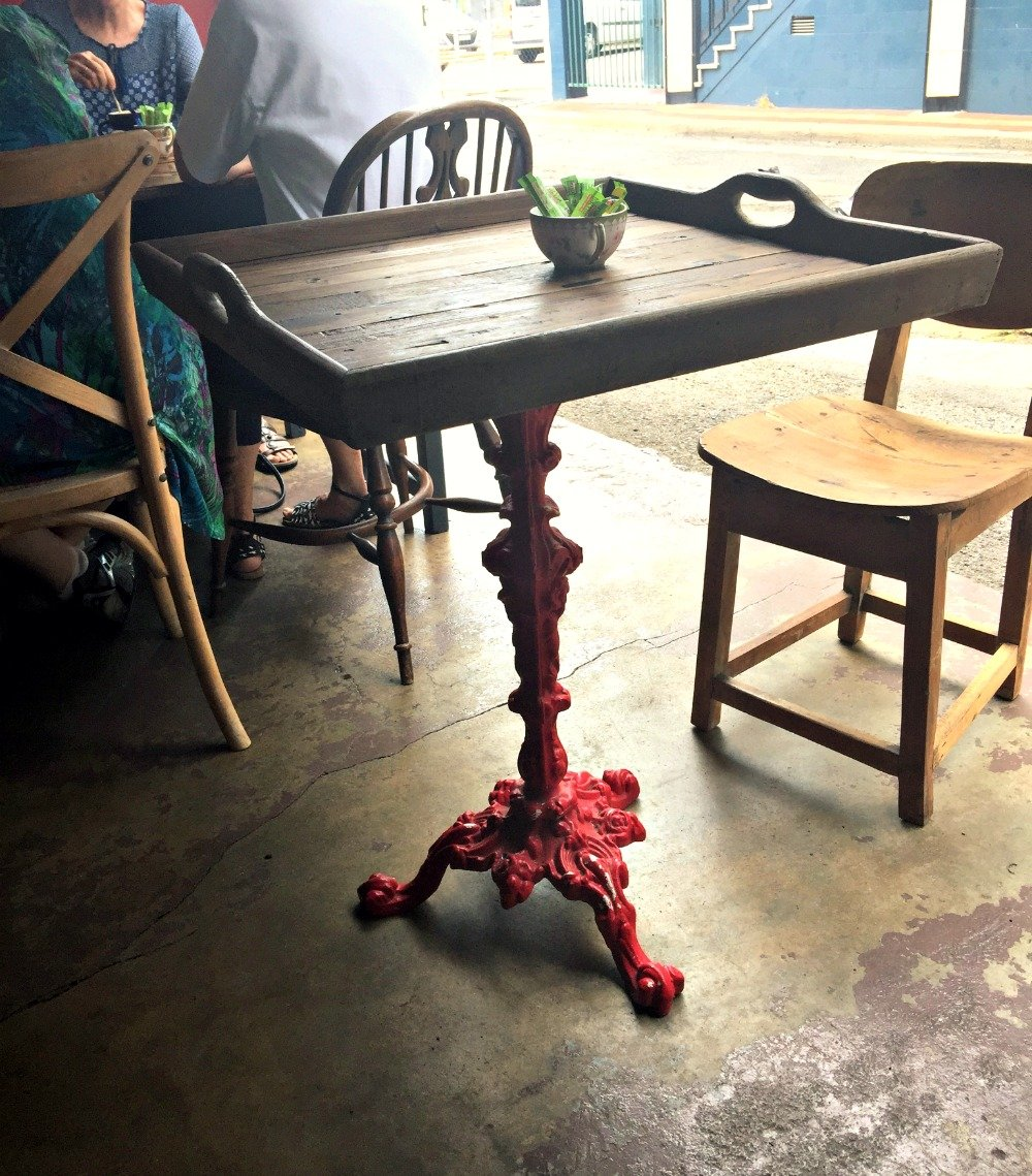 Townsville Hoi Polloi Tables