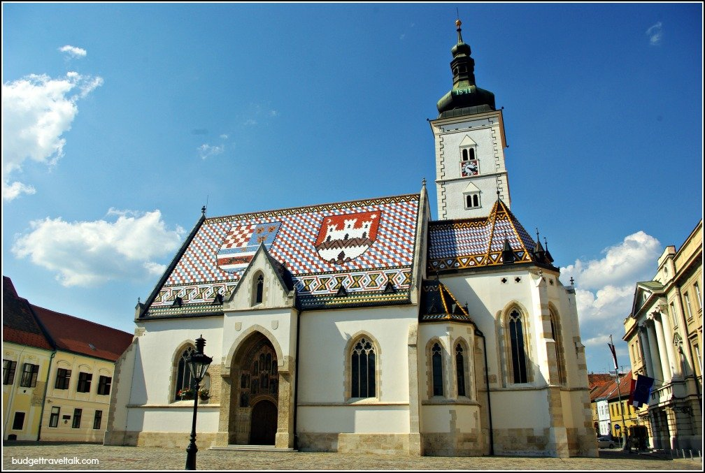 Zagreb St. Marks Church