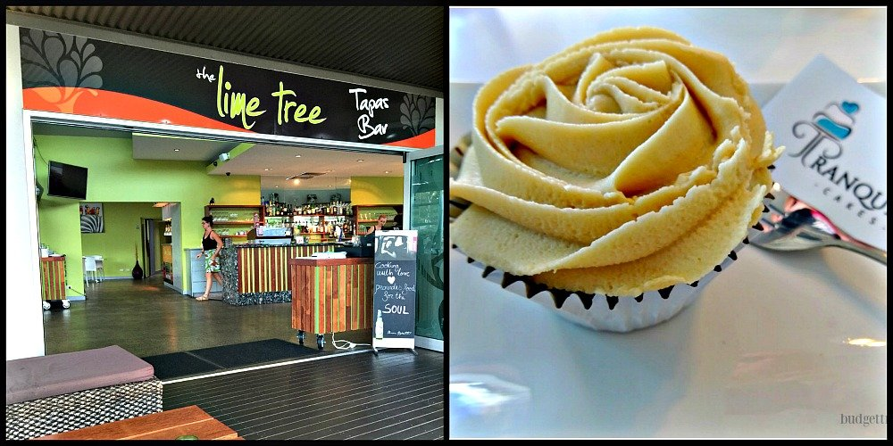 Lime Tree and Tranquillity Cakes Trinity Beach Tropical North Queensland
