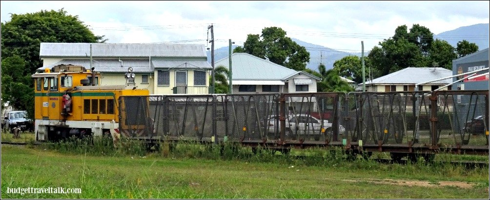 Lucinda Trip Cane Train in Ingham