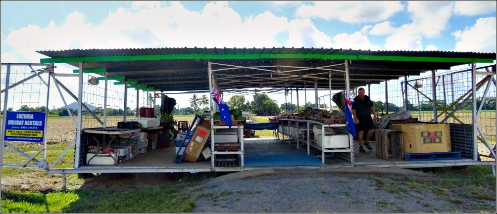 Lucinda Trip Fruit Stall Bruce Highway