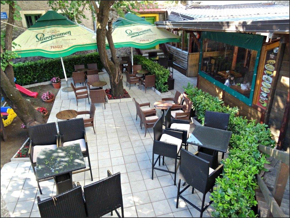 Trebinje Cafe Scene