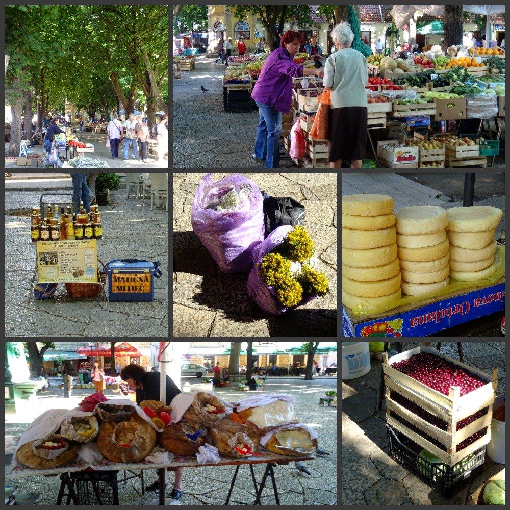 Trebinje Market Republica Sprska