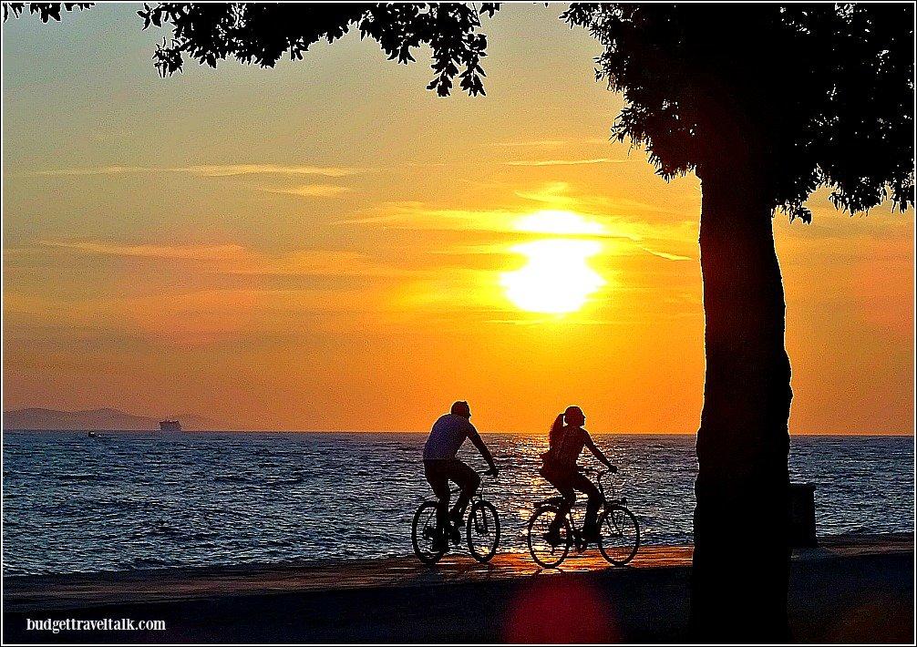 2015 Zadar Cycle Sunset