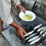 Food to Love – Grilling Fish on Vis Island Croatia