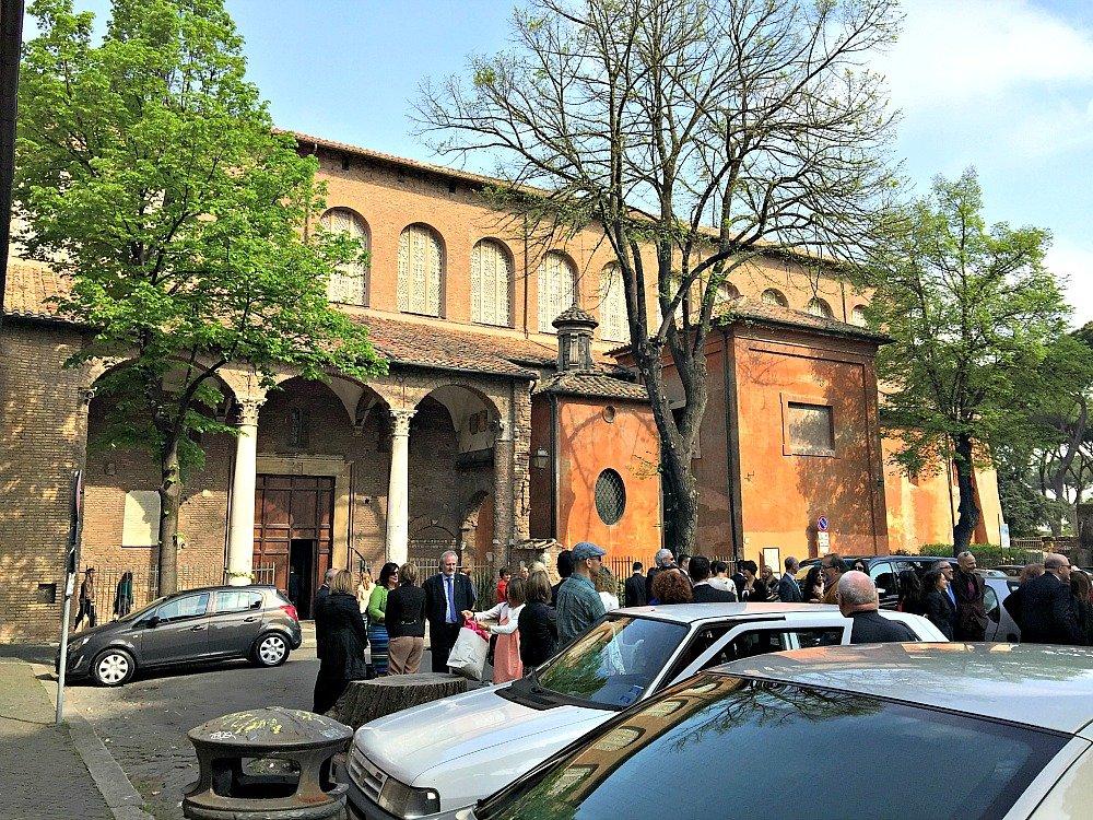 Aventino Santa Sabina Basilica