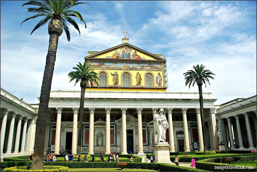 Basilica di San Paolo Rome