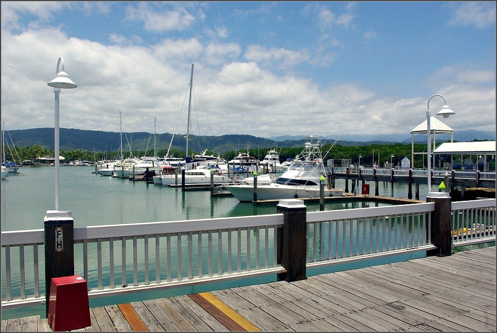 Port Douglas Marina Tropical North Queensland