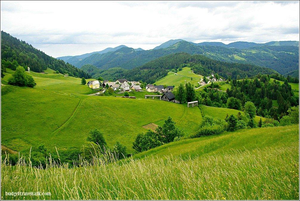 Slovenian Road Trip