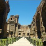 Baths of Caracalla Rome plus Lunch at Al Callarello