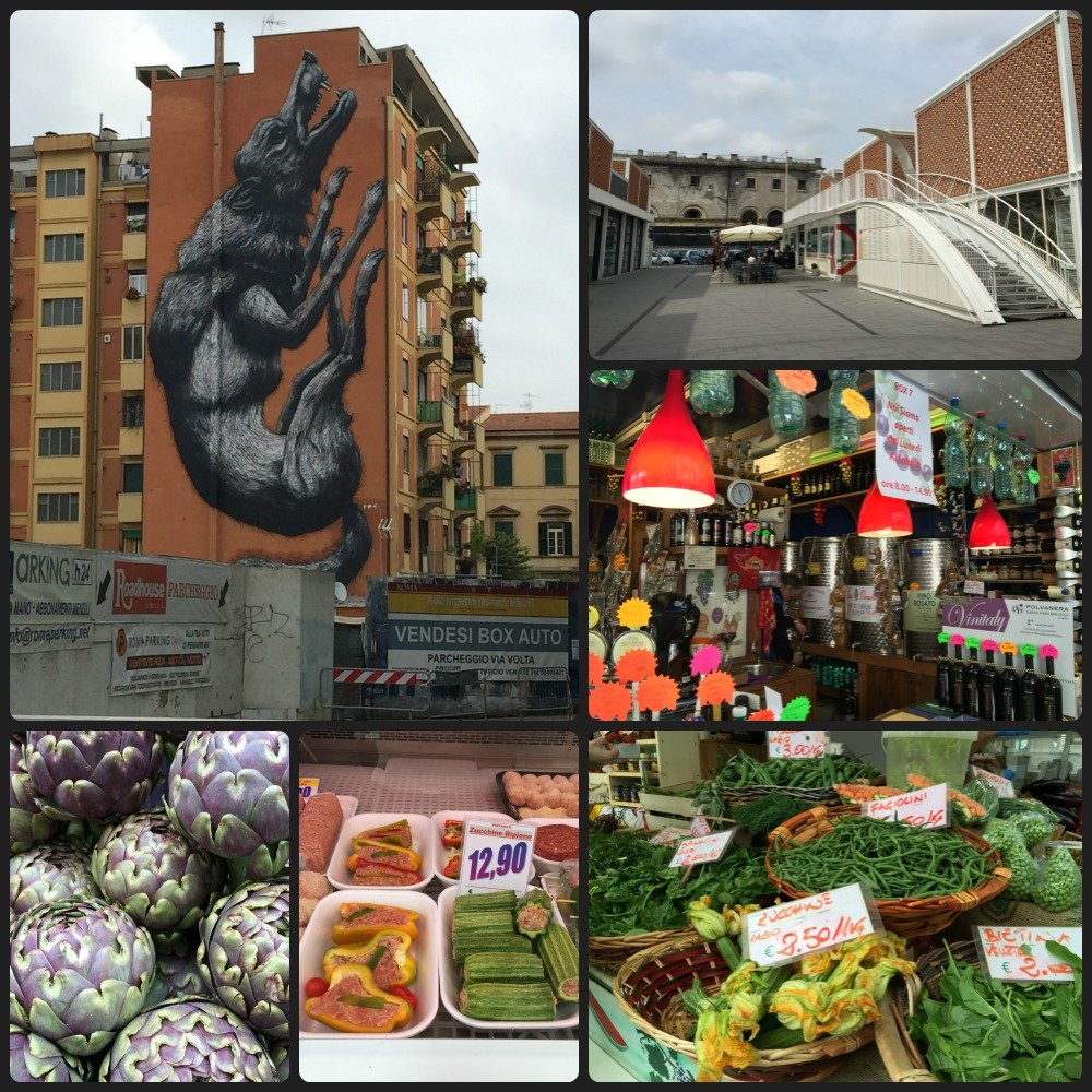 Testaccio Food Market Rome