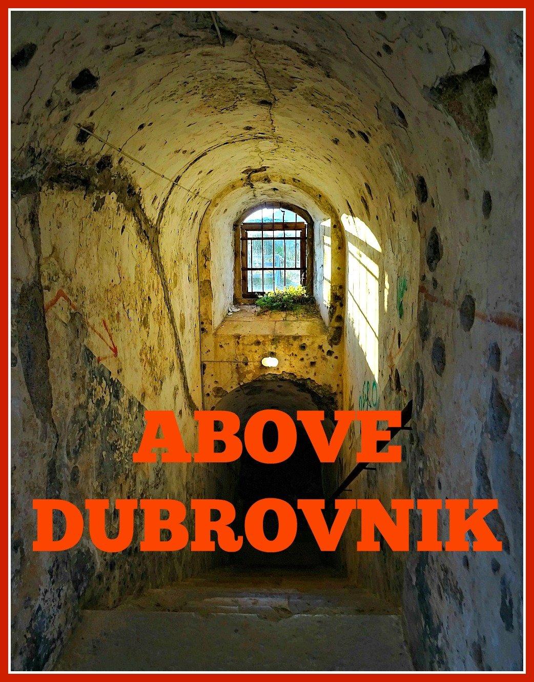 Dubrovnik Homeland War Museum in the Imperial Fort on Mt. Srd
