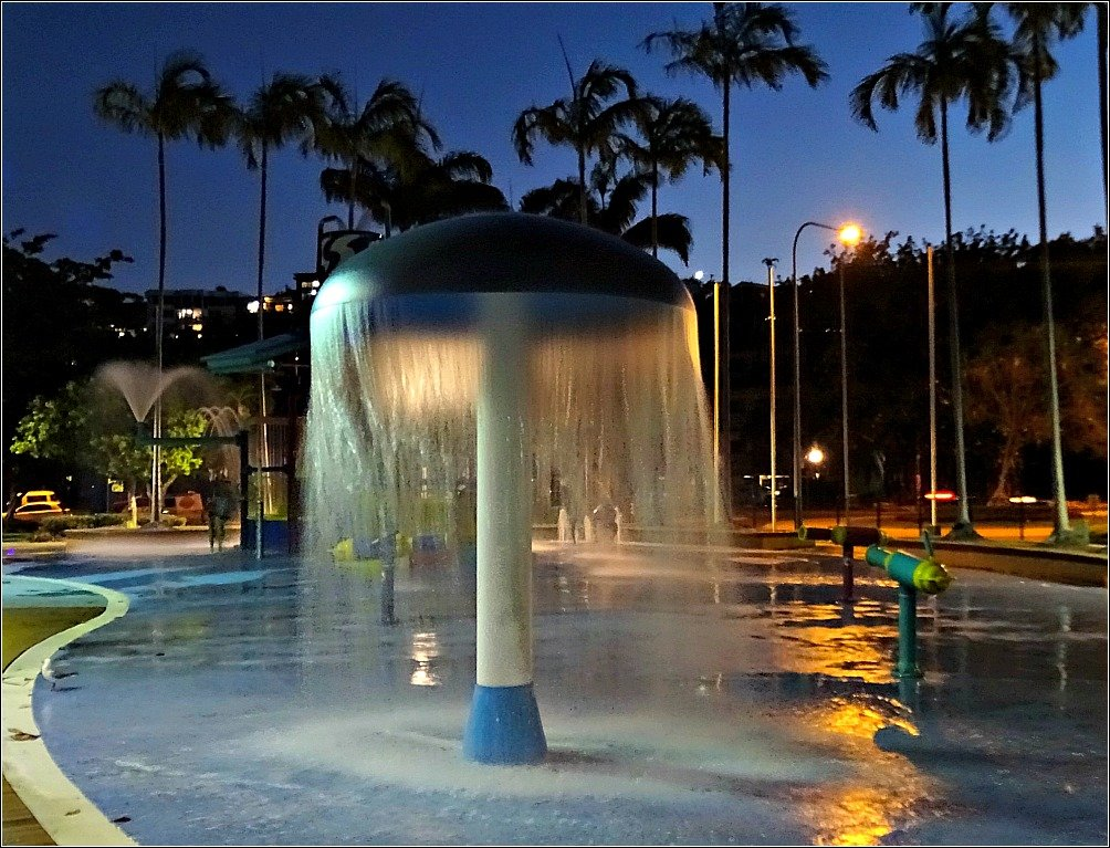 Kissing Spot - Water Park Night Townsville