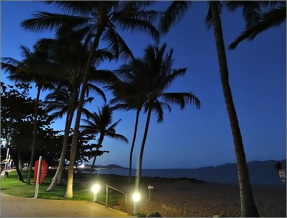 Strand by Night Townsville