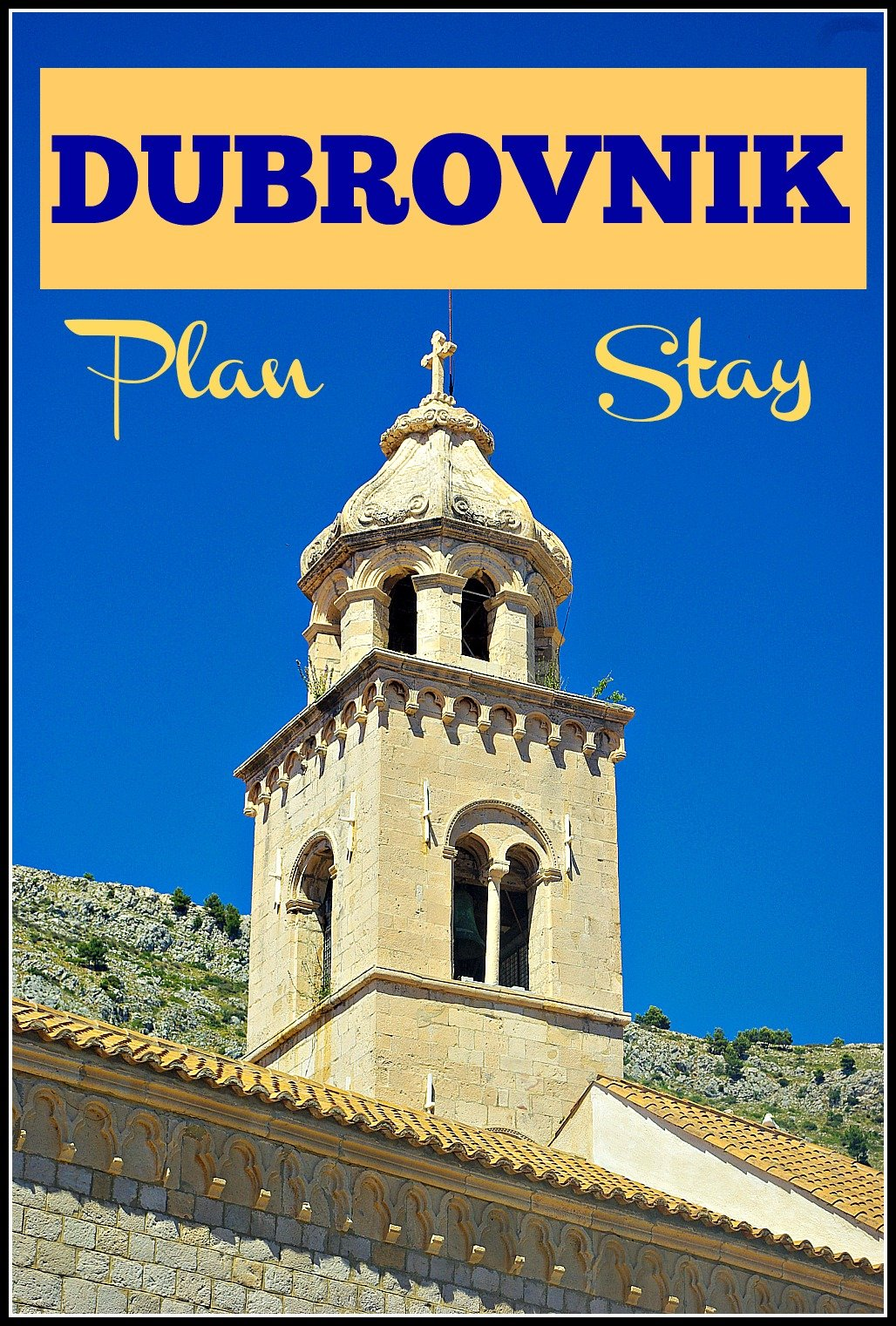 Play your Stay in Dubrovnik with the tips in this post