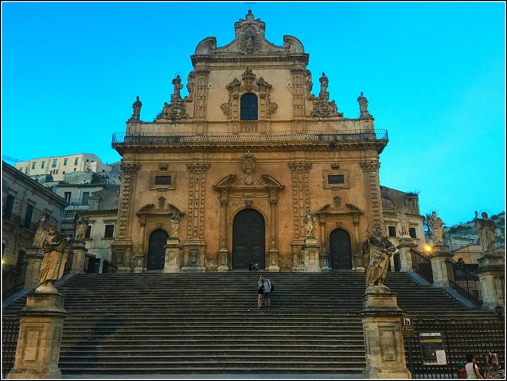 Church of San Pietro Modica