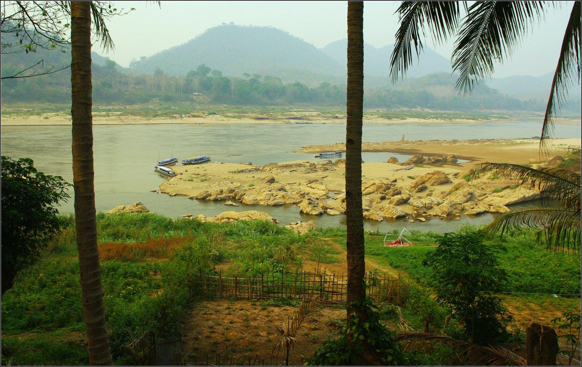 Luang Prabang where Rivers Meet