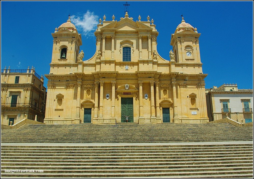 The Sicilian Baroque Noto Cathedral