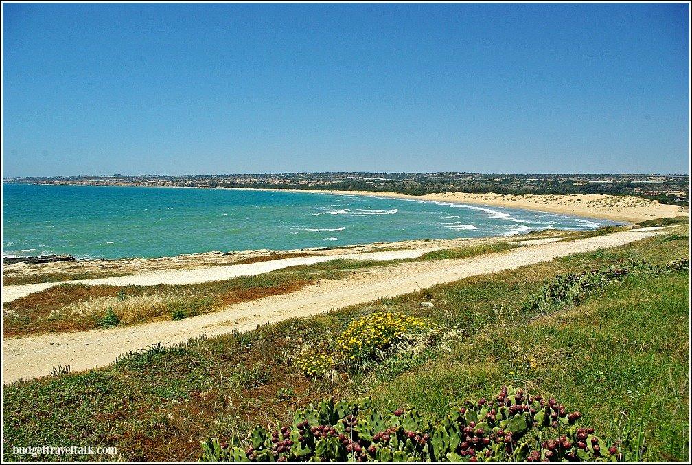 Sampieri Beach Sicily