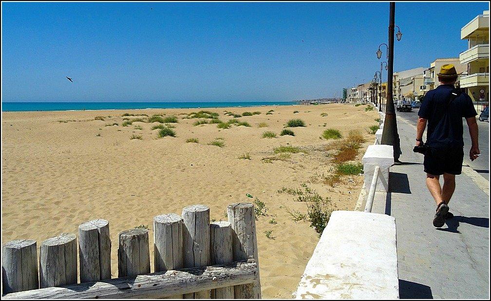 Scoglitti Beach Sicily
