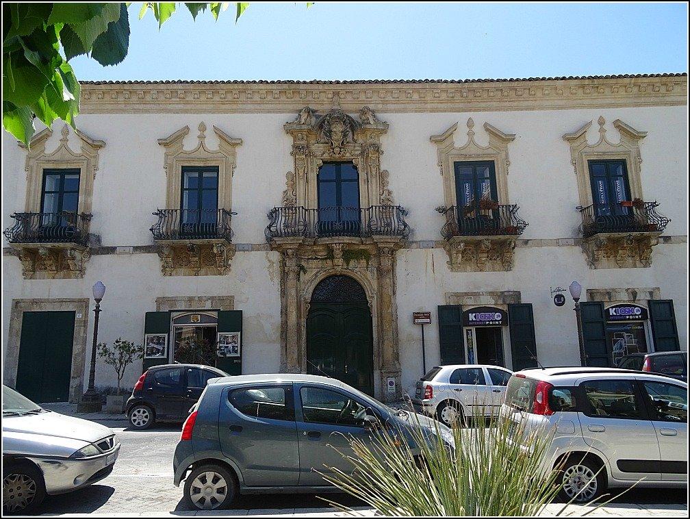 Sicilian Baroque Architecture Scicli