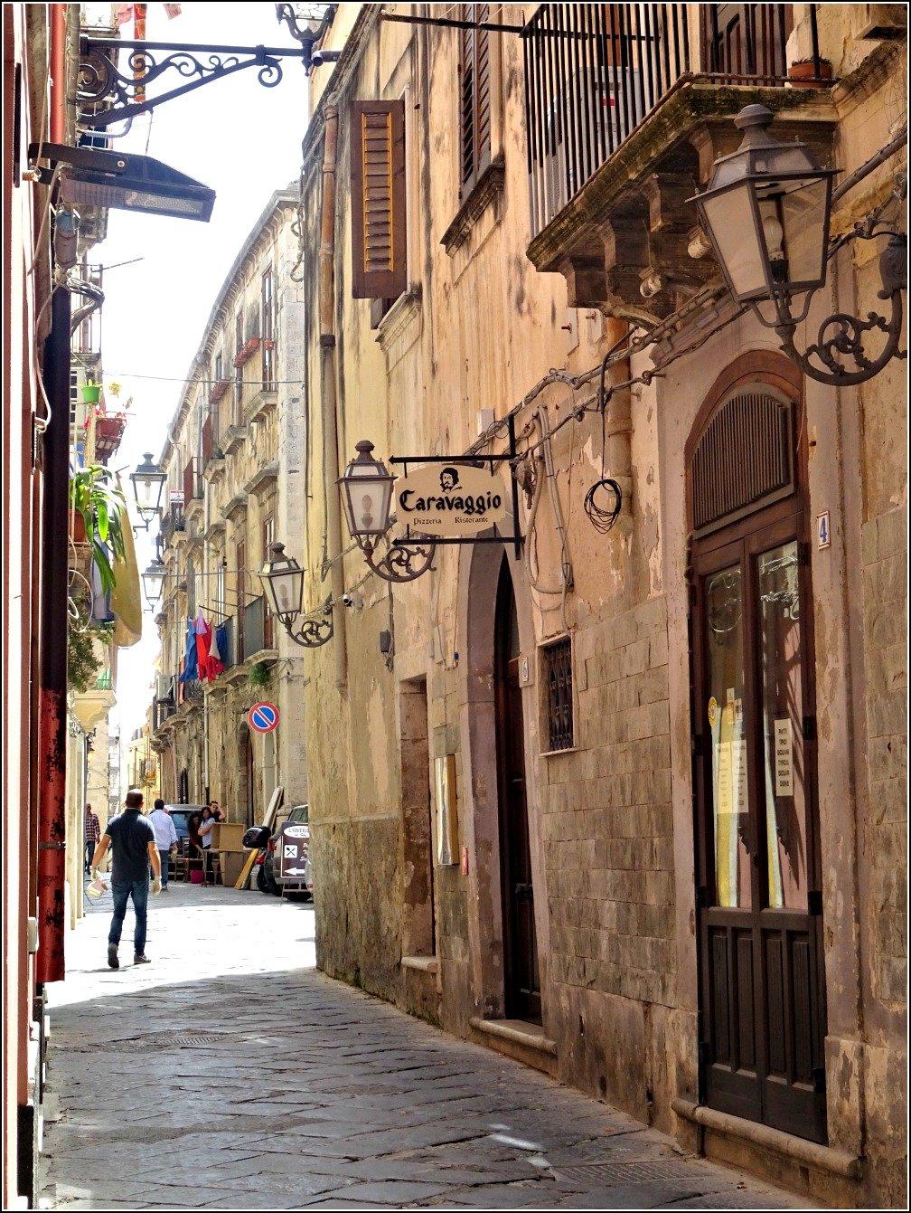 Siracusa Lanes of Ortigia