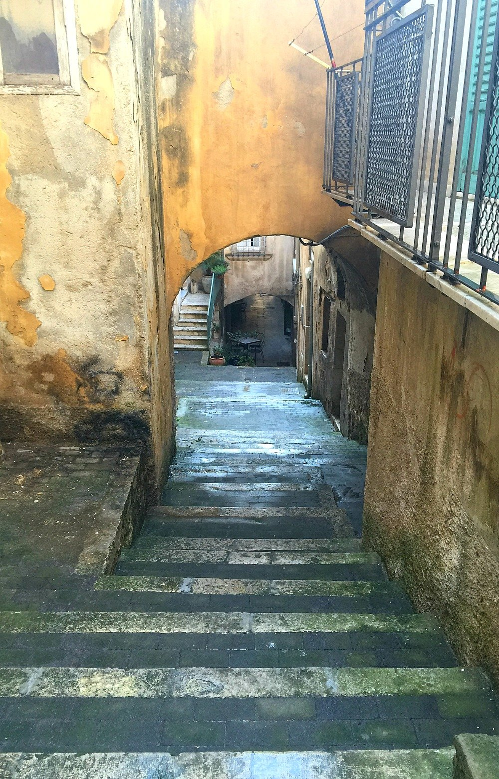 Southern Sicily Modica Walk down