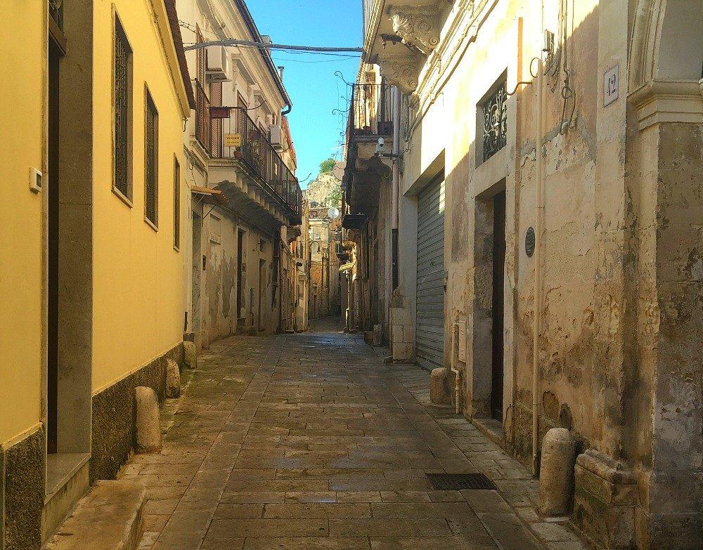 Southern Sicily Modica Walk