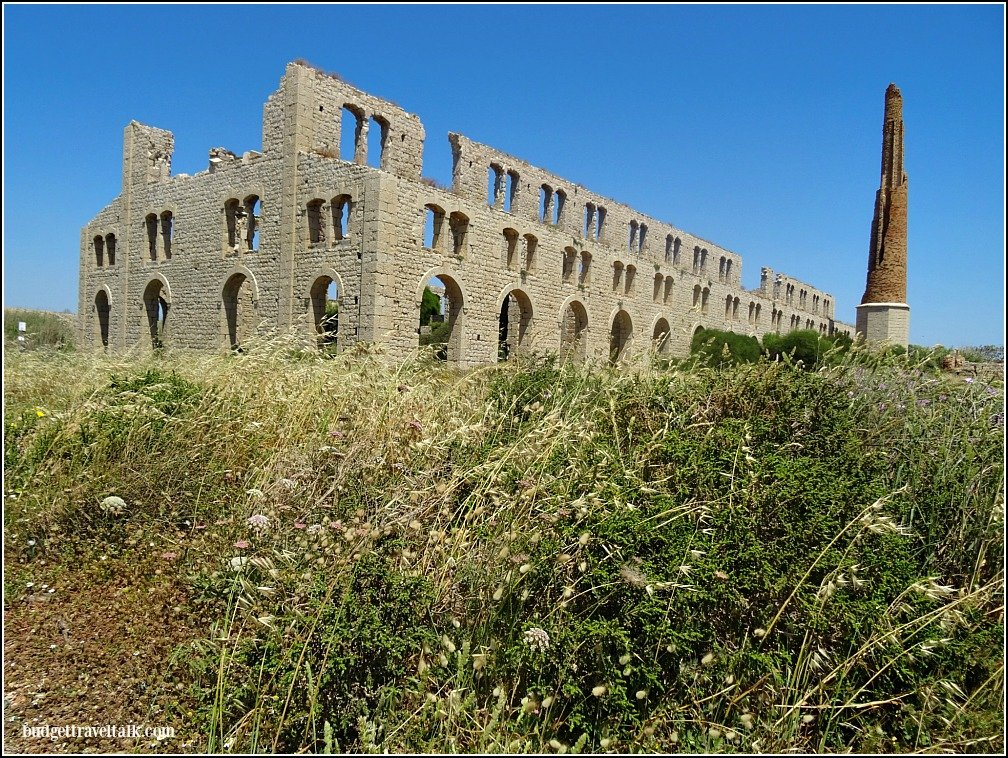 The Old Factory Sampieri Sicily