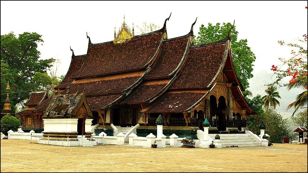 Wat Xieng Thong Luang Prabang Laos