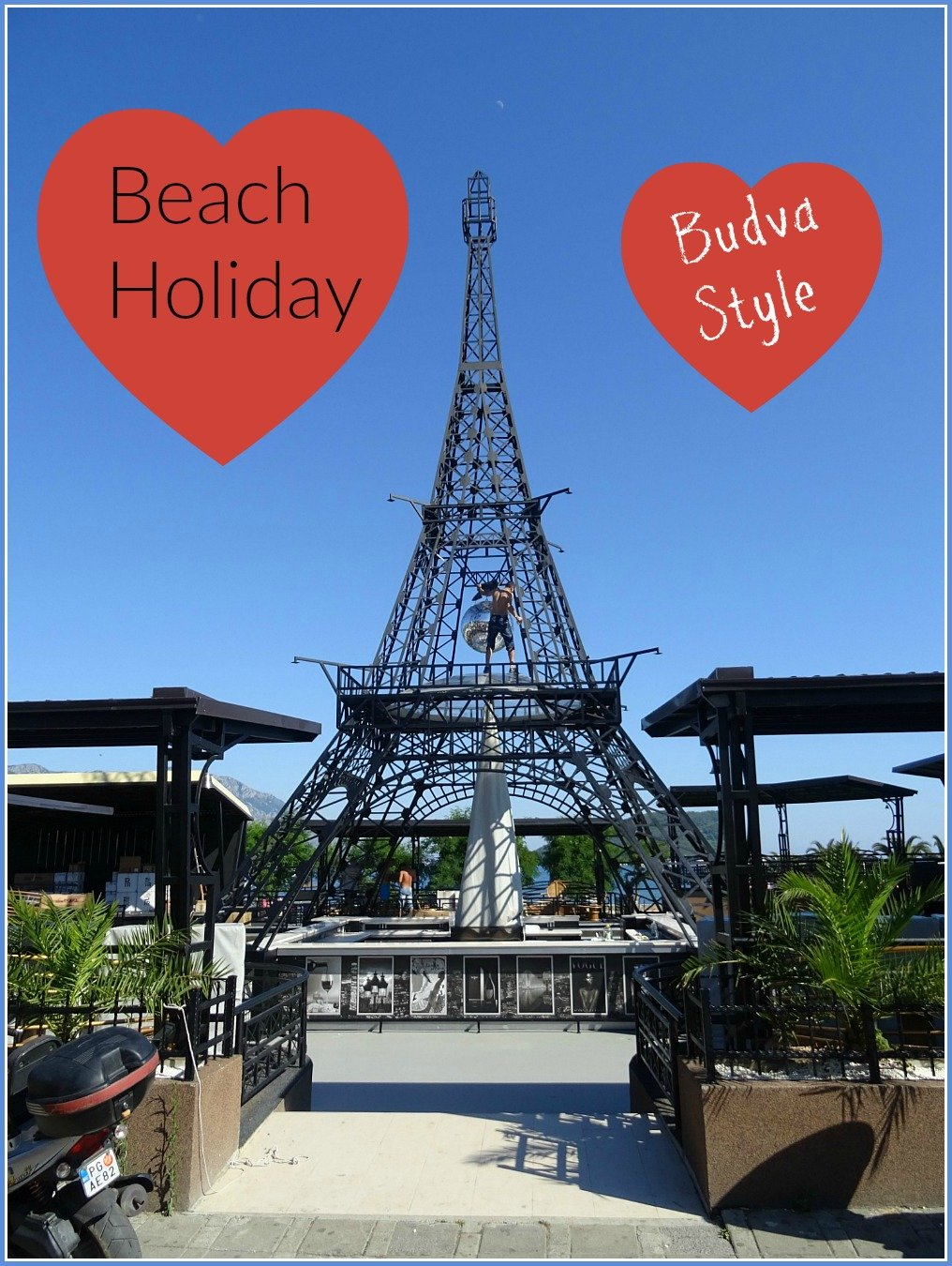 Beach Holiday Budva Style
