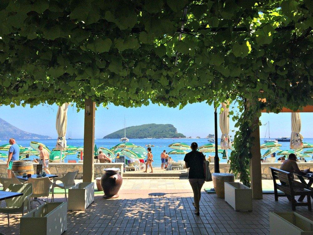 Budva Beachside Cafe